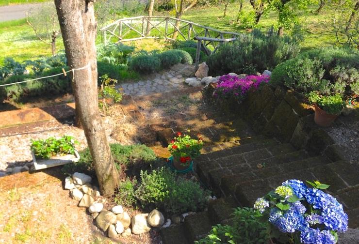 giardino umbria