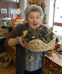 truffles doriana