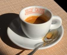 Patience, rest and un bel caffè